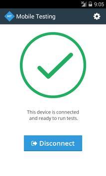Mobile Testing poster