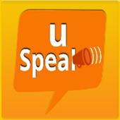 USpeak-Feedback App icon