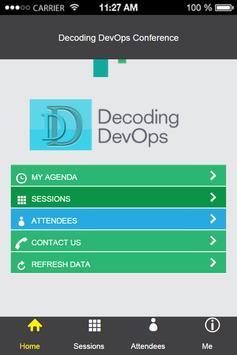DevOps Conference India poster