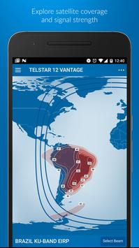 Telesat Mobile App apk screenshot