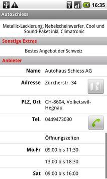 AutoSchiess apk screenshot