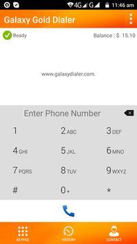Galaxy Dialer (GOLD) Premium poster