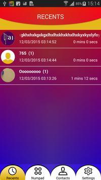 TELKA DIALER apk screenshot