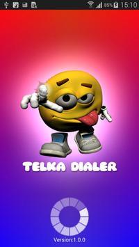 TELKA DIALER poster