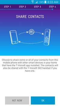 Telstra T-Voice apk screenshot