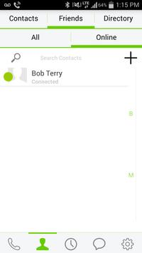 TELUS BVoIP Mobile for Android apk screenshot