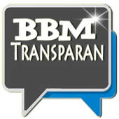 BM Transparan for BBM android icon