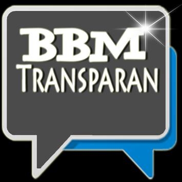 BM Transparan for BBM android apk screenshot