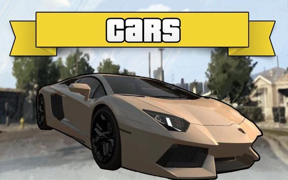 Cheats on GTA 5 apk screenshot