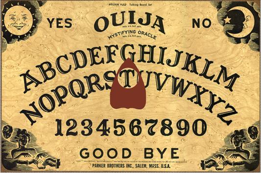 Ouija Board Simulation poster