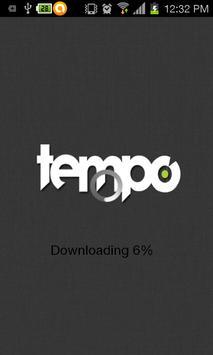 Tempo Riyadh poster
