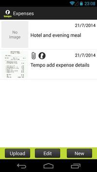 Tempo Accounting apk screenshot