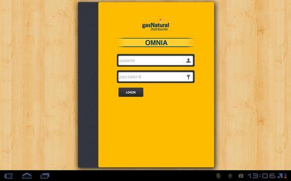 Omnia Tablet poster