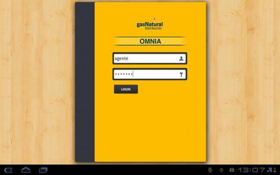 Omnia Tablet apk screenshot