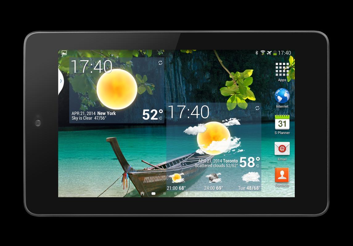 weather  u0026 animated widgets apk download