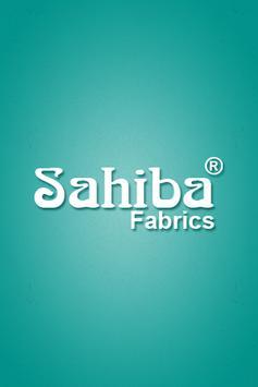 Sahiba Fabrics poster