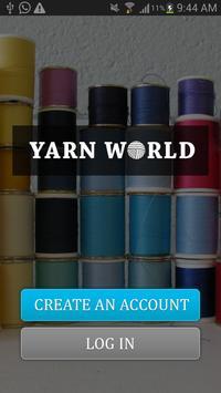 YARN WORLD poster