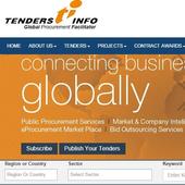 Tenders App from Tendersinfo icon