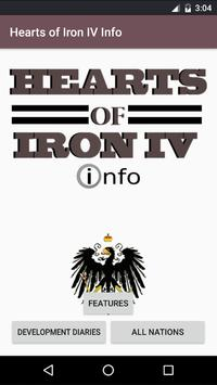 Info about Hearts of Iron 4 apk screenshot