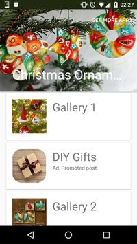 Homemade Christmas Ornaments apk screenshot