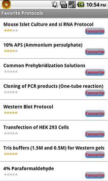 Protocolpedia apk screenshot
