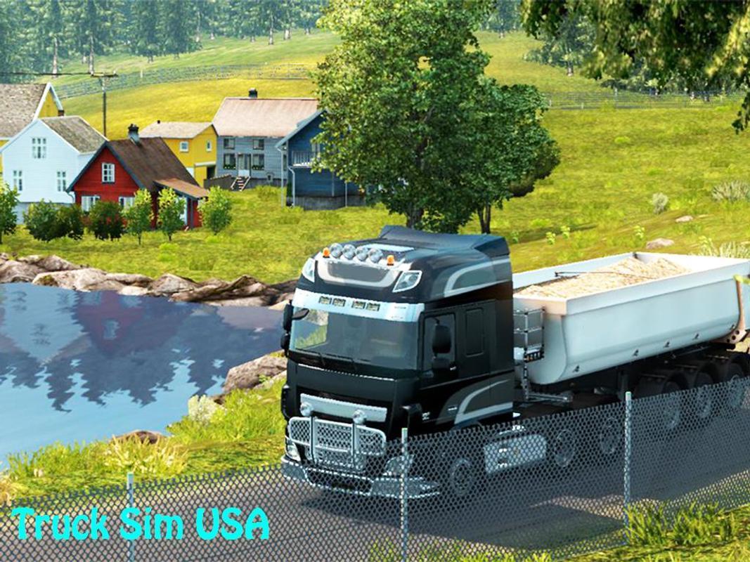 truck simulator usa apk download