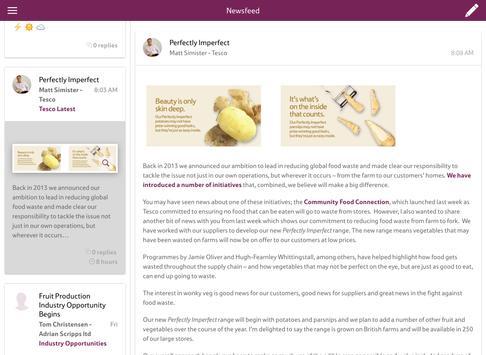 Tesco Supplier Network apk screenshot