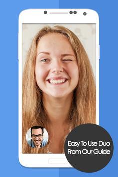 Guide to use GG Duo Call apk screenshot