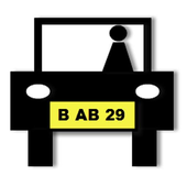 German Licence Plate Codes icon