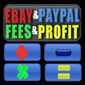 Calculator for eBay fee icon
