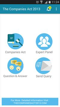 The Companies Act 2013 & Rules apk screenshot