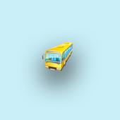 Graphics traffic VN icon