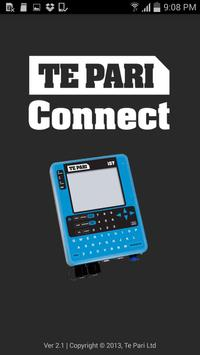 Te Pari Connect poster