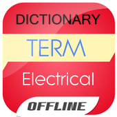 Electrical Dictionary icon