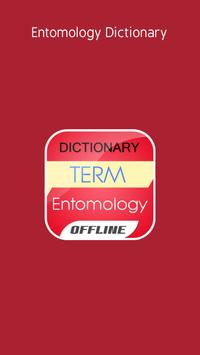 Entomology Dictionary apk screenshot