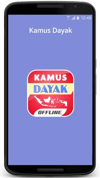 Kamus Dayak apk screenshot