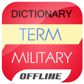 Military Dictionary (DOD) icon