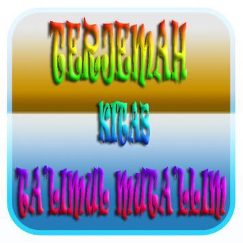 Terjemah Kitab Ta'lim poster