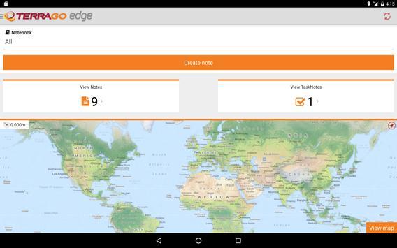 TerraGo Edge apk screenshot