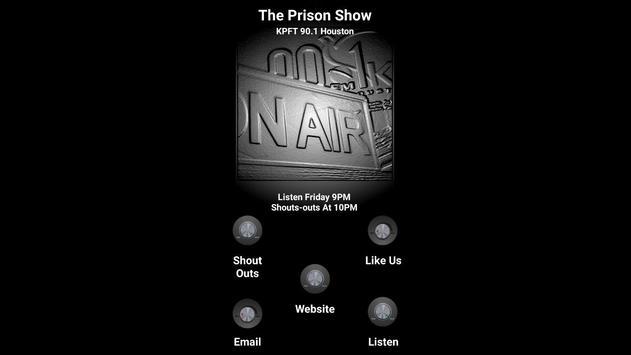 The Prison Show apk screenshot