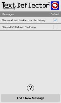 Text Deflector apk screenshot