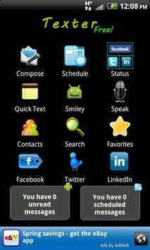 Texter apk screenshot