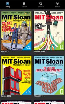 MIT Sloan Management Review poster