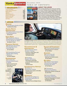 Alaska Business Monthly apk screenshot