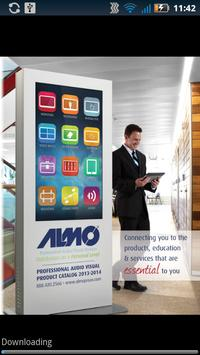 Almo Pro Audio Visual Catalog poster