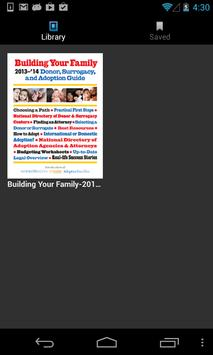 Building Your Family poster