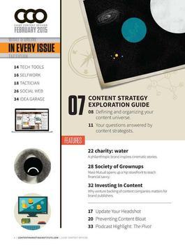 Content Marketing Institute apk screenshot