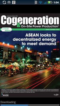 COSPP Magazine poster