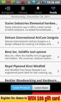 CabinetMakerFDM apk screenshot