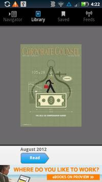 Corporate Counsel Dig Edition poster